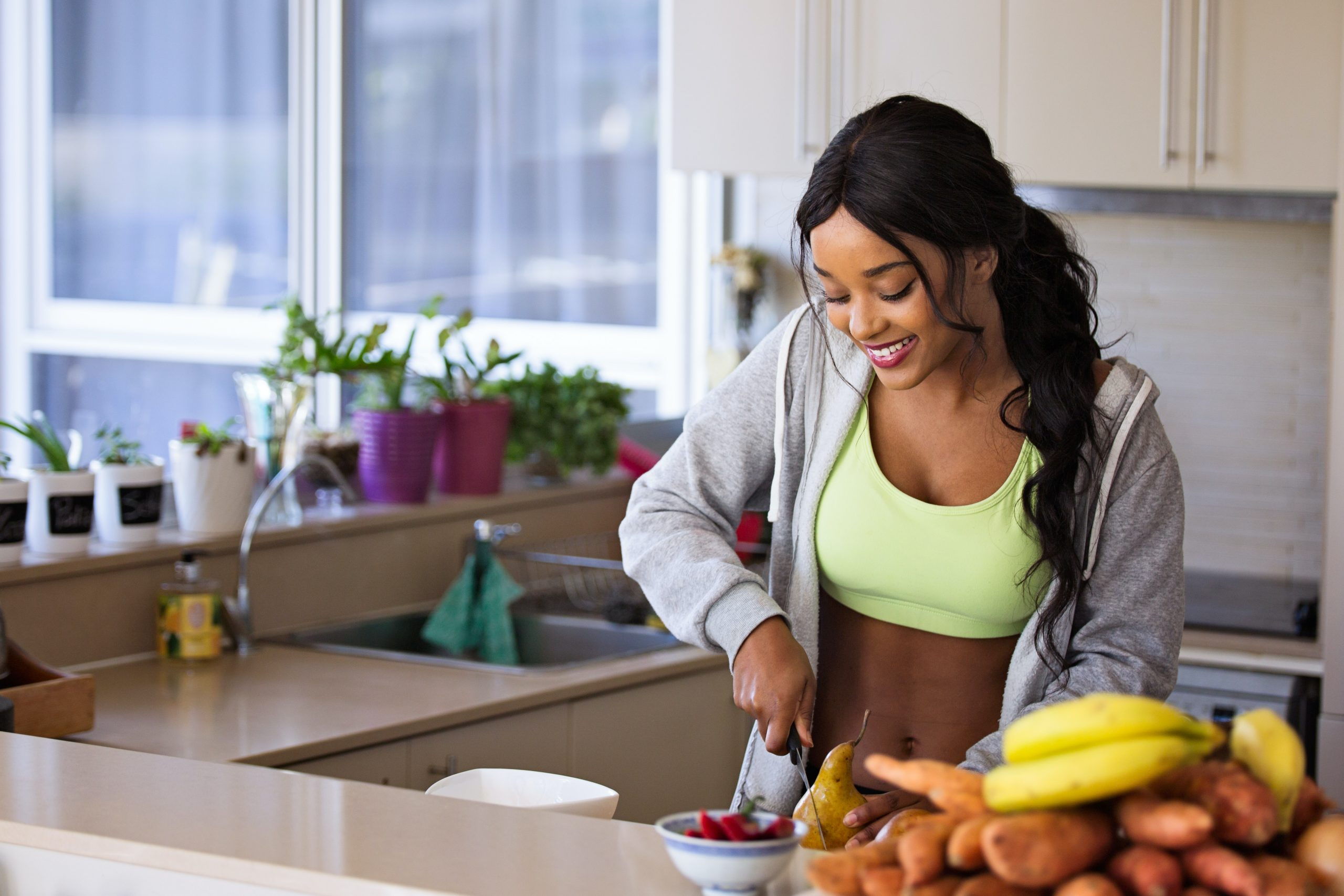 De gezonde lifestyle