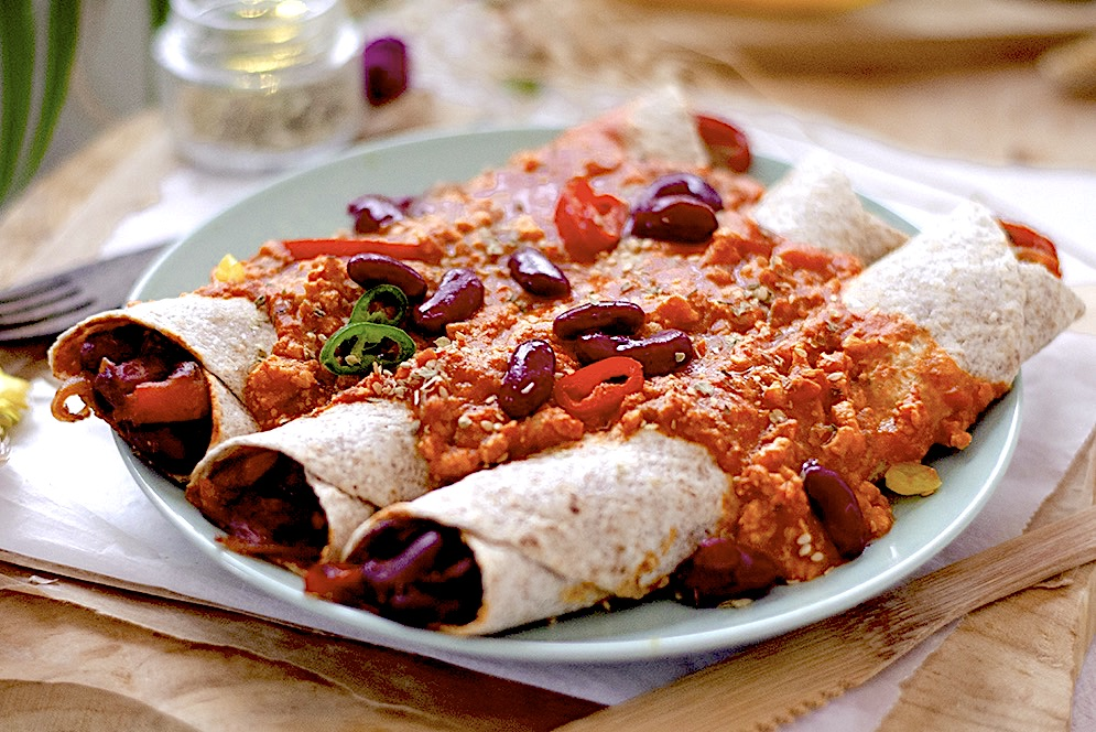 Burrito Bolgnese