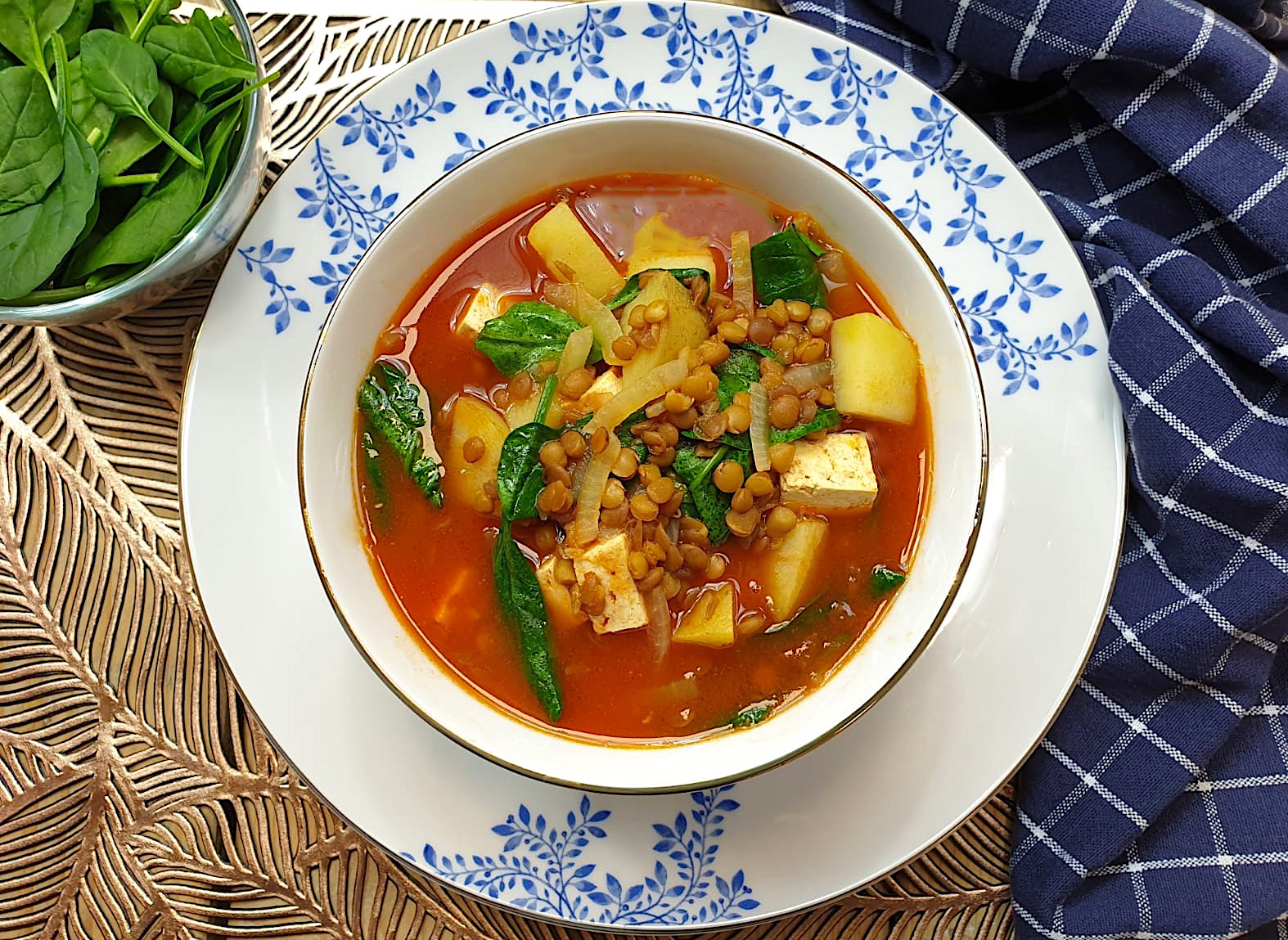 Bella Italia soep